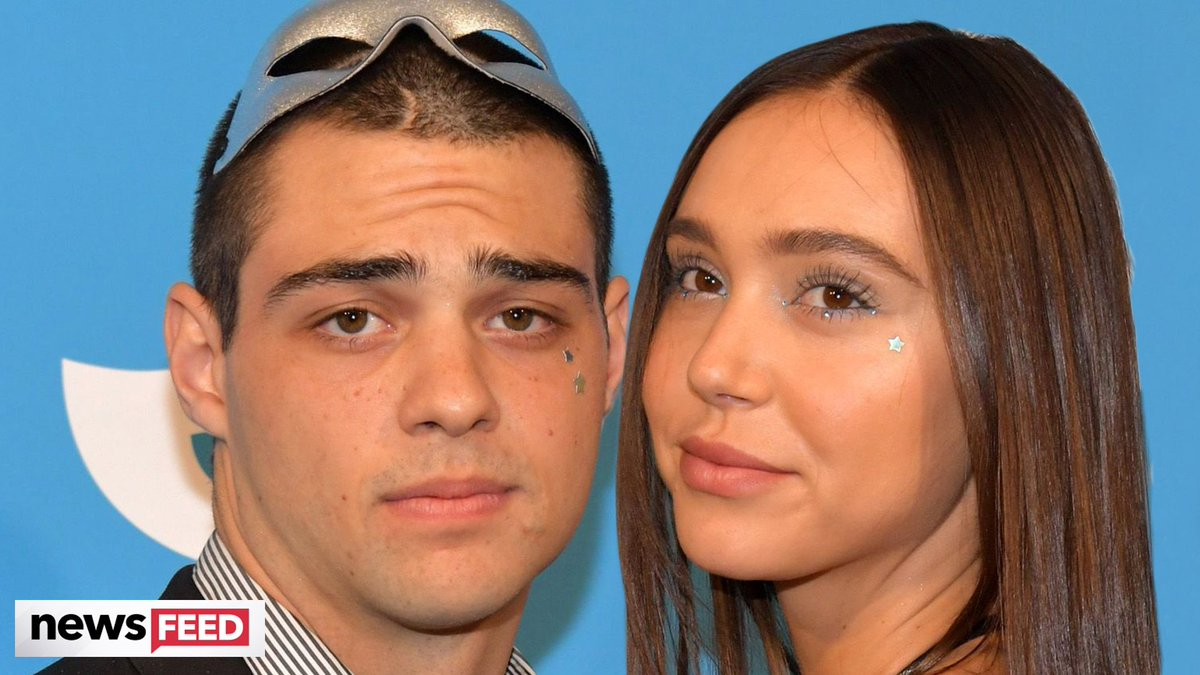 Noah Centineo and Alexis Ren had their first red carpet debut!