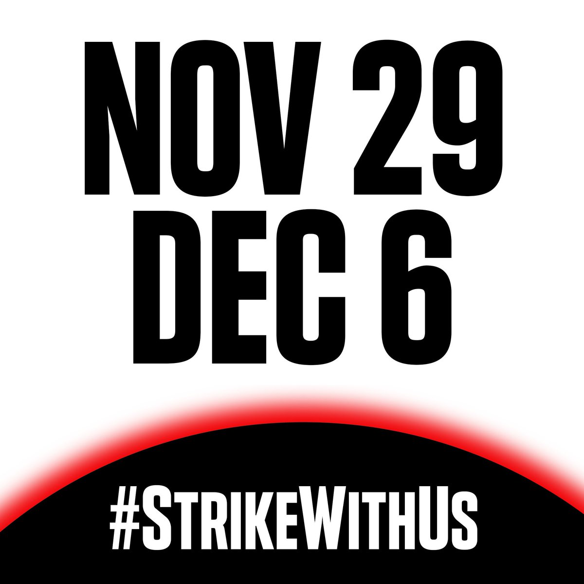 Back in September, 7 million people around the world walked out to demand real climate action from election officials.....and the movement is just getting started. Will you #StrikeWithUs this winter? strikewithus.org #ClimateStrike