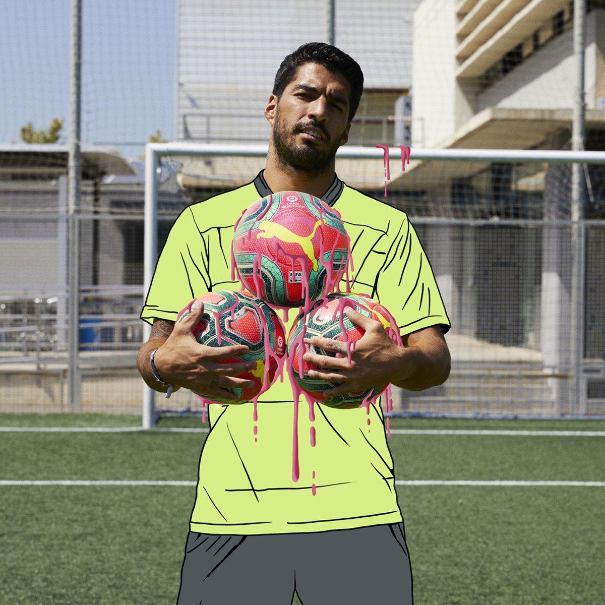 Redibuja La Liga. @pumafootball @LaLiga