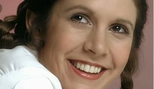 Happy Birthday Carrie Fisher!  Always in our hearts