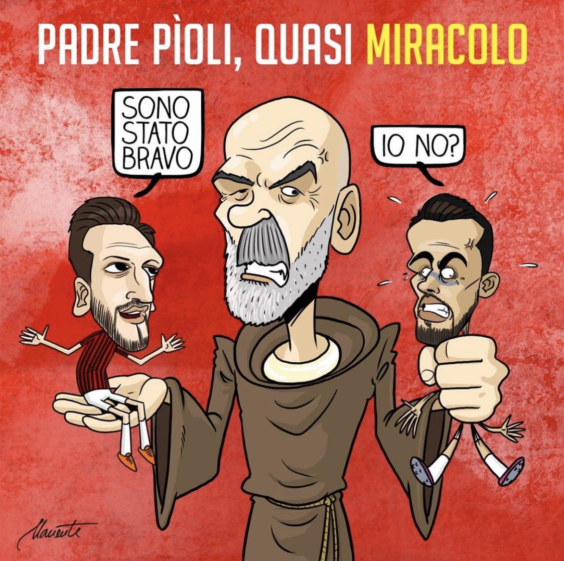 #MilanLecce