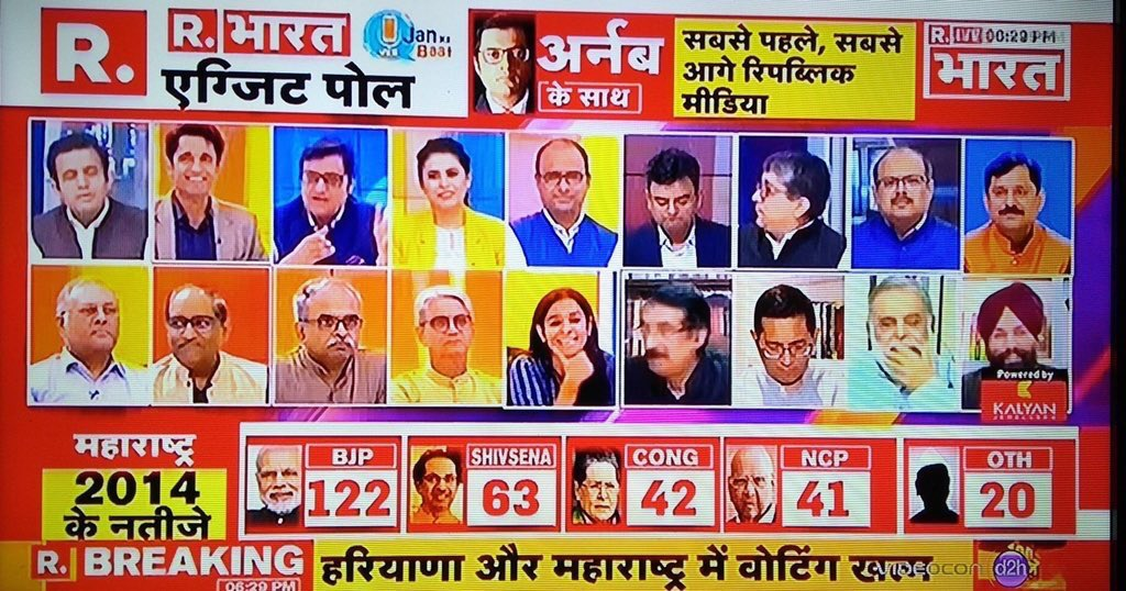 """Paresh Rawal fan on Twitter: """"Arnab has more panelists in his debate than  the total of viewers NDTV has.… """""""
