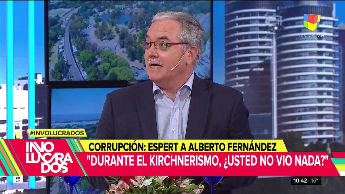 """Image for the Tweet beginning: #Ahora Nai Awada: """"Alberto estuvo"""