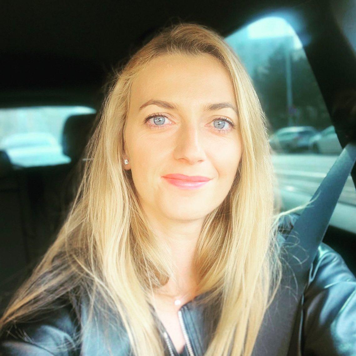 Petra Kvitova @Petra_Kvitova