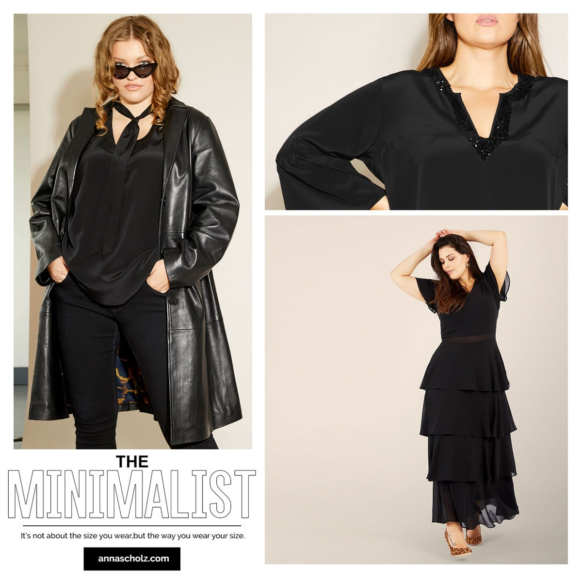 test Twitter Media - Some things are better in black - Plus size luxury fashion by https://t.co/0by22NXIST https://t.co/XfITiDDCS8