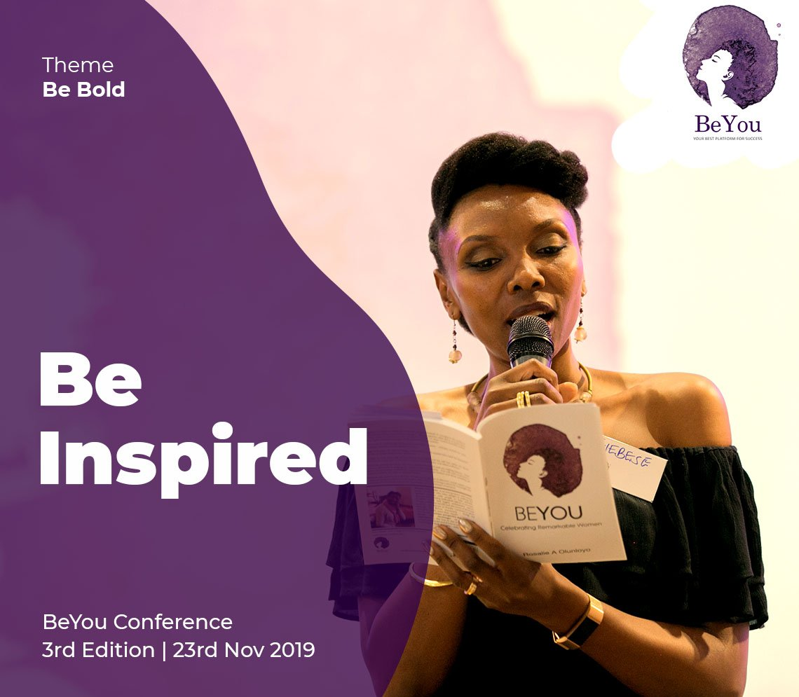 Be Inspired. It is that time of the year when you encounter new people, networks and make new relationships/connections. BeYou Conference is back and it is bigger than before. Book your ticket now at only 150,000 Ugx Contact us on +256 772 919995, +256 757 269893 #beyouconference<br>http://pic.twitter.com/ynkoQYHEdL