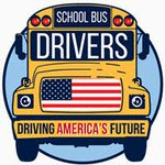 Image for the Tweet beginning: It's bus driver appreciation day