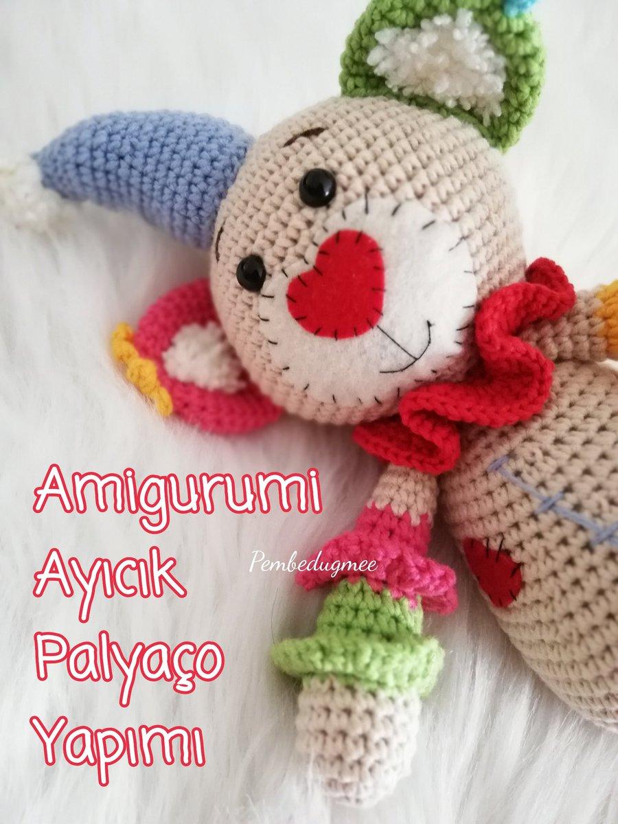 Amigurumi Oyuncak Ayı Yapımı - Free Pattern #crochet #amigurumi ...   1200x900