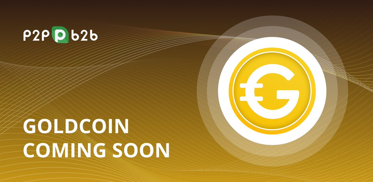 "GoldCoin will be listed soon  GoldCoin is a pure open-source proof-of-work cryptocurrency based on the original Bitcoin protocol. GLC is the world's first ""Hard Money."" and a super secure value store and cash payment system. The network is completely decentralized and distributed <br>http://pic.twitter.com/XYNnLAbL1C"