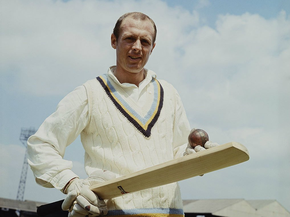 👉 108 Tests 👉 36 ODIs 👉 9,196 international runs He finished his Test career with 8,114 runs, averaging 47.72, and made a career-best 246* at Leeds in 1967 against India. Happy birthday to former England batsman Geoffrey Boycott.