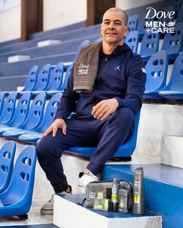 Contento de estar junto a Dove Men+Care en esta etapa con la Selección Argentina. Dove Men+Care Sports, performance más cuidado, dentro y fuera de la cancha #DoveMenCareArgentina @DoveMenAR https://t.co/sKxiOh3QaH