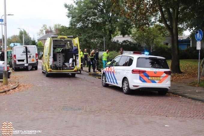 Vrouw gewond bij ongeluk Koningin Julianalaan https://t.co/74yWKlSGso https://t.co/RnsnucpPks