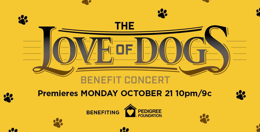 Every dog deserves a loving home! Join @PedigreeFound and country artists @leebrice, @HunterHayes, and @eastoncorbin celebrating dogs & dog adoption. Tune in Monday, Oct. 21 at 10 pm Eastern on @hallmarkchannel. Plus, lend your support at https://t.co/MWDey9IDeF. 🐾 https://t.co/OuBfjN1Wng