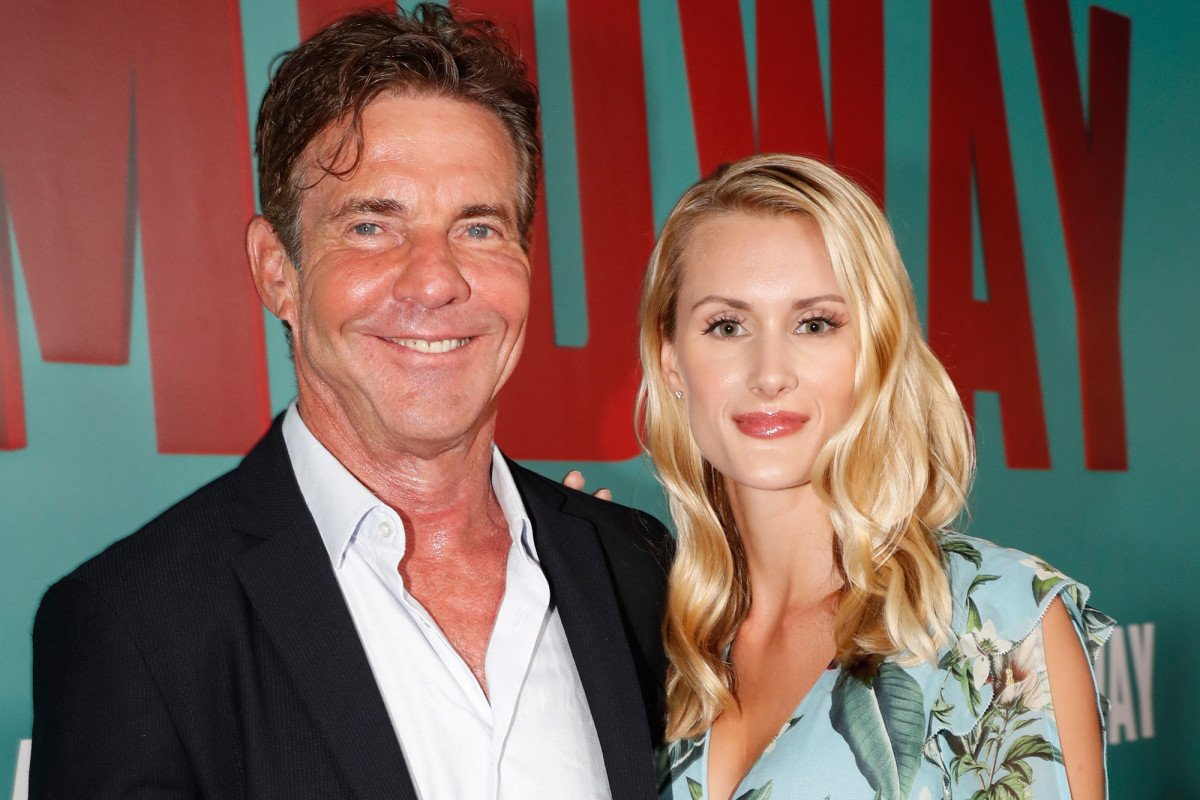 Dennis Quaid's 'Parent Trap' costar jokes about him marrying a 26-year-old - Business Insider