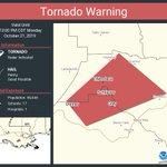 Image for the Tweet beginning: Tornado Warning including Thibodaux LA,