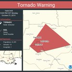 Image for the Tweet beginning: Tornado Warning continues for Thibodaux