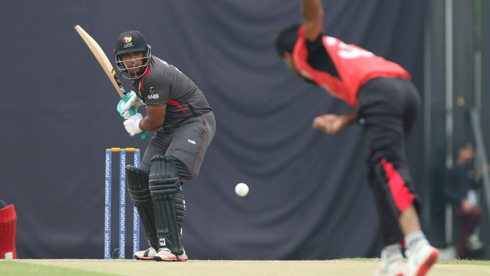 JUST IN: UAE have withdrawn Ashfaq Ahmed from their #T20WorldCup Qualifier squad. While no formal charges have been laid against the player, Ahmed been provisionally suspended by the Emirates Cricket Board board following ongoing investigations by the ICC Anti-Corruption Unit.