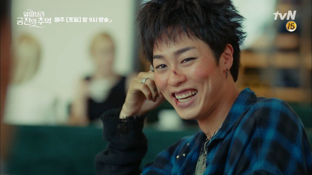 Lee Jae Wook 이재욱 On Twitter Fun Fact Leejaewook Was Only A Freshman At Chung Ang University When He Auditioned For Marco In Tvn S Memoriesofthealhambra It Was His First Audition And He