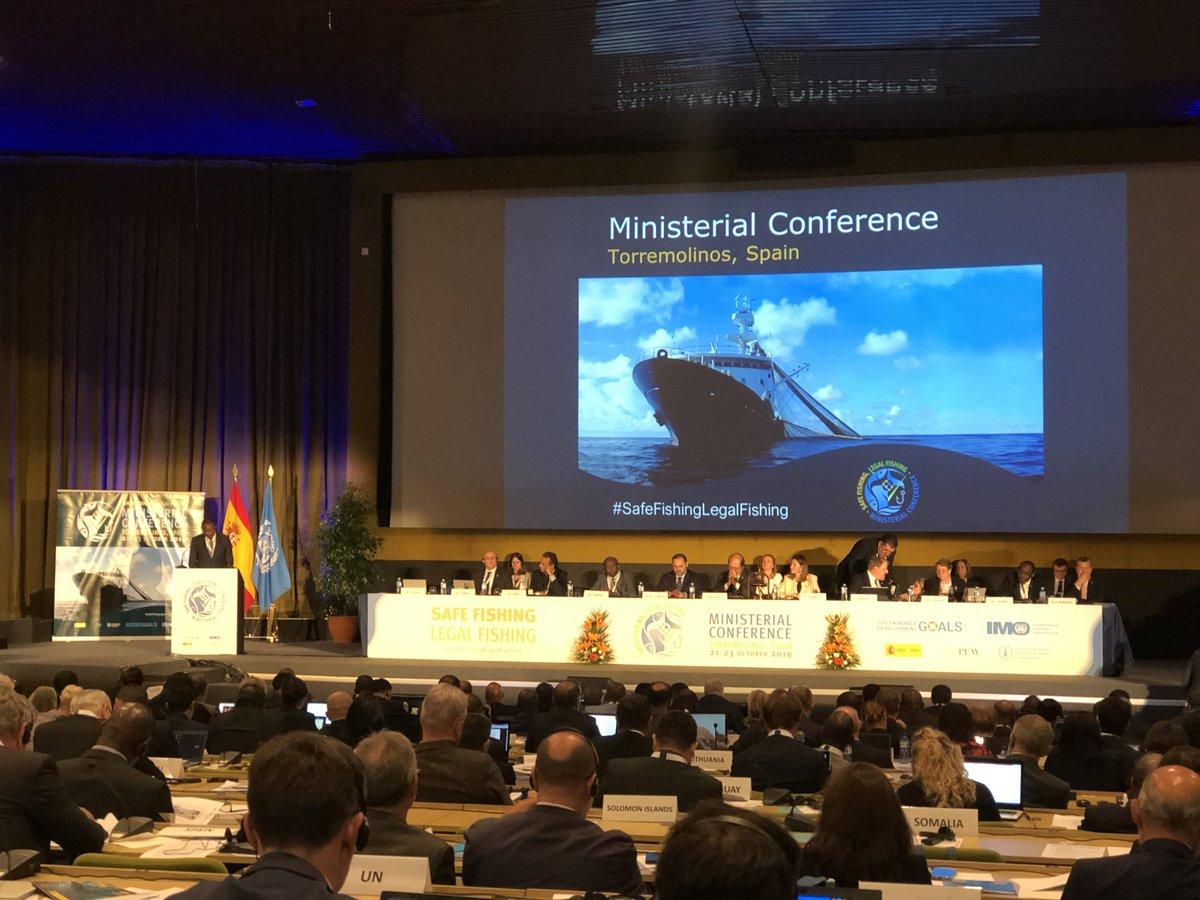Por qué es importante que la Argentina haya refrendado el Convenio Int. de Torremolinos para la Seguridad de los Buques Pesqueros