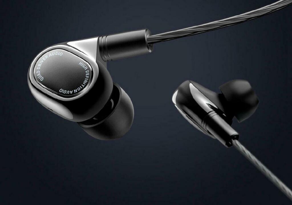 Estos son los nuevos auriculares Hi-Res de Xiaomi.