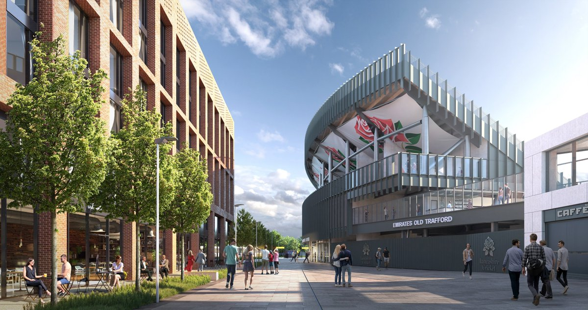 New stand  Hotel extension  More facilities for Members  @EmiratesOT is going to look   Read more   http:// bit.ly/2qqv3vT    <br>http://pic.twitter.com/WNEjfVxBl0