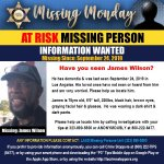 Image for the Tweet beginning: #MissingMonday  #LASD Needs Help Locating