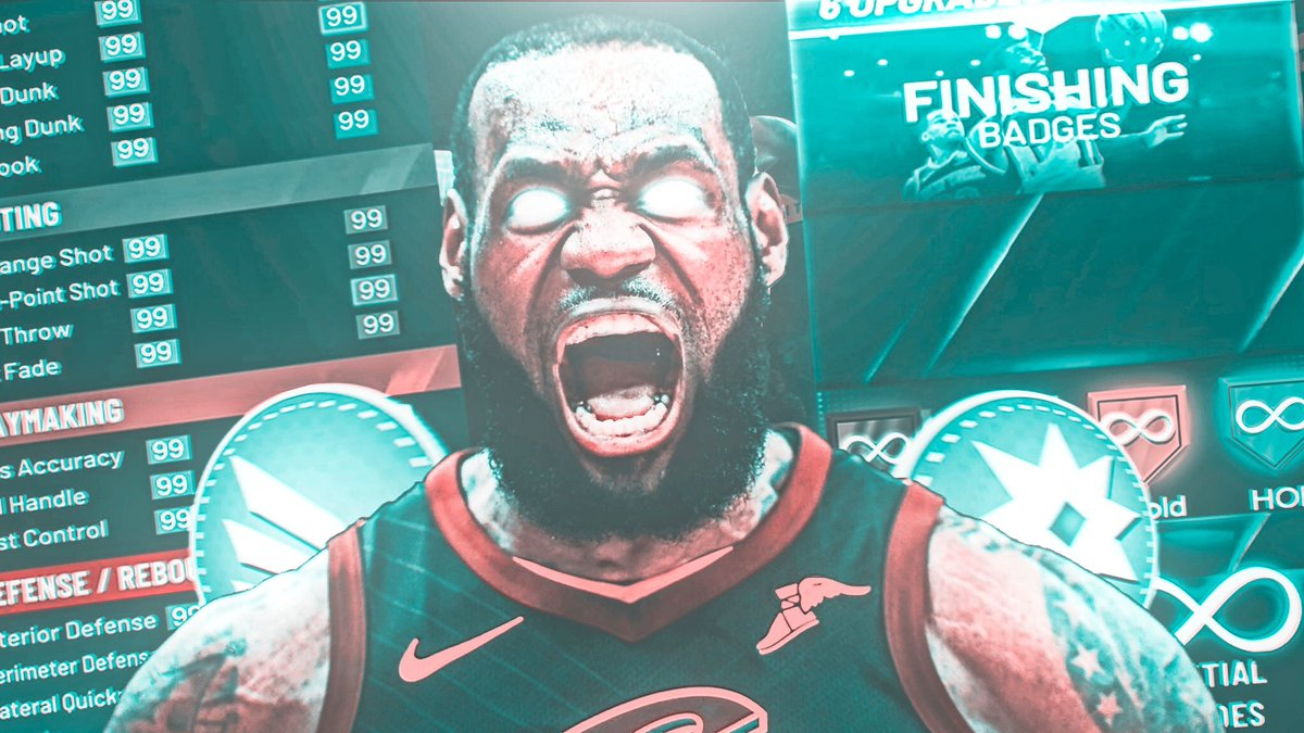 RT @2KIntel: NBA 2K20 DEMIGOD GLITCH AFTER PATCH 1.07 TUTORIAL #NBA2K20  WATCH HERE : https://t.co/HmxI3mBlL8 https://t.co/b3ViWWoxUE