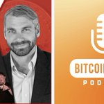 Image for the Tweet beginning: The Bad Crypto Podcast host