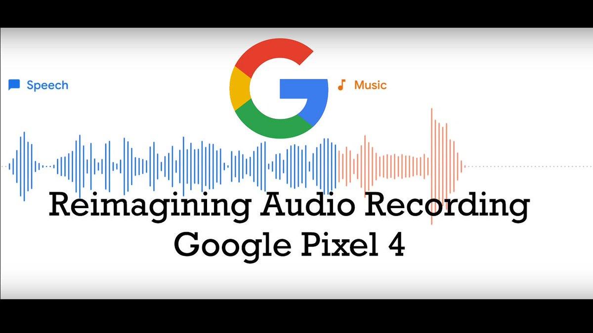 https://blog.electroica.com/google-pixel-reimagining-audio-recording/…#google #googlpixel #googlepixel4 #googleatap #googleupdate #pixellaunch #technology #reimagined #tech #transcription #search