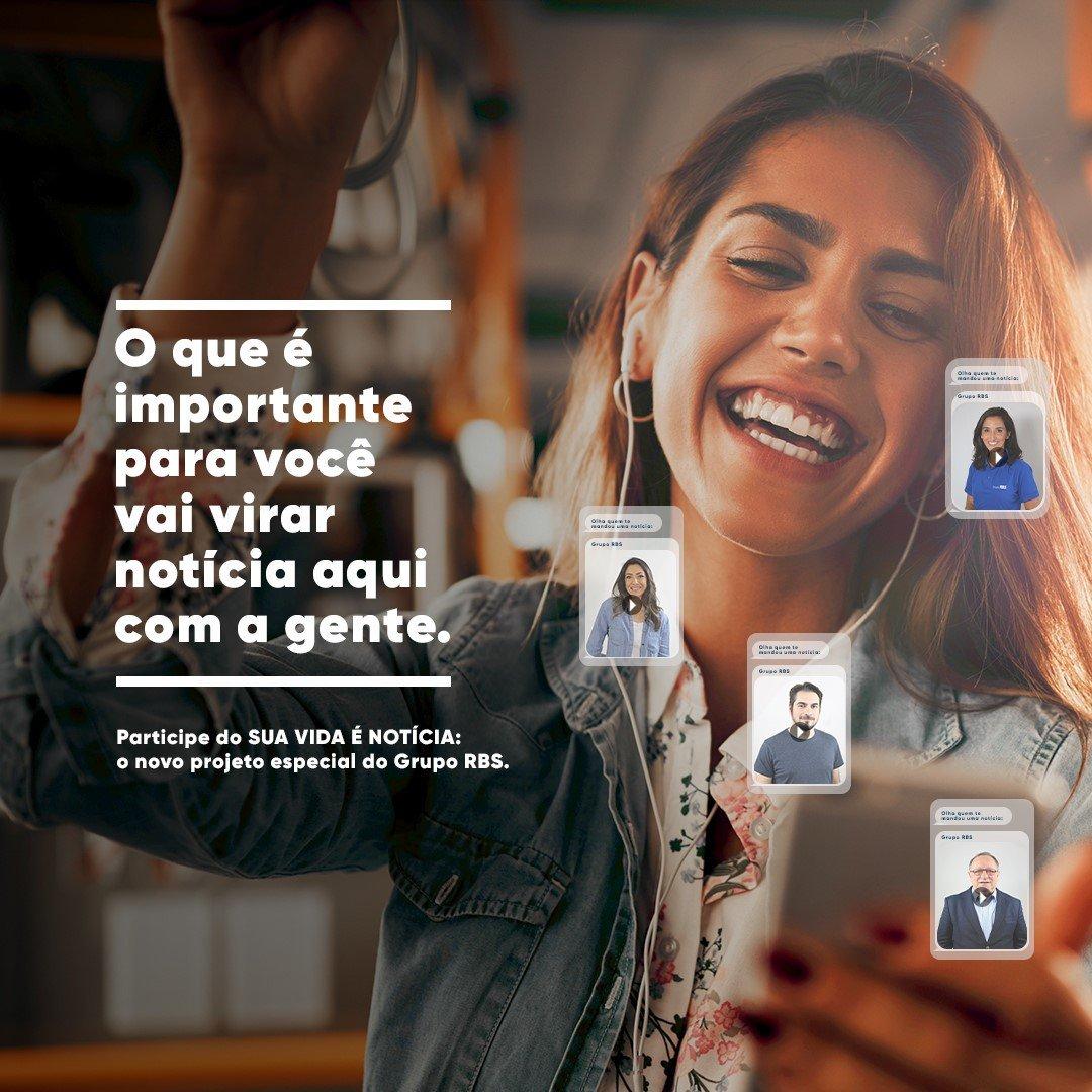 GRUPO RBS lança projeto especial que transforma em notícia o que é importante para o público https://t.co/TfokzEBc5P https://t.co/Z7DuWnaDeL
