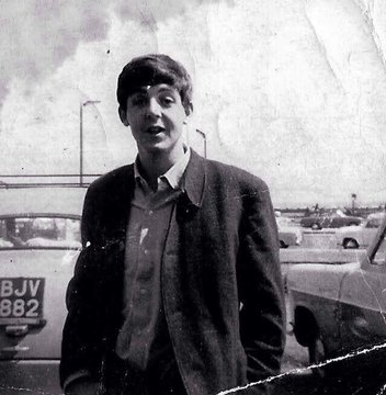 Paul McCartney - The #Beatles via @popmusic1999
