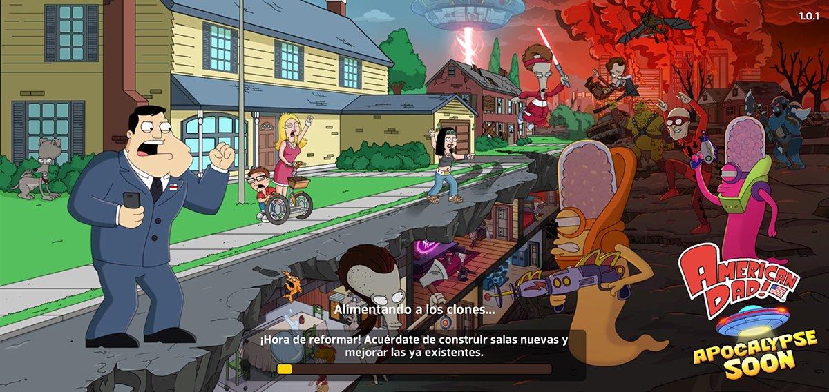 American Dad! Apocalypse Soon llega a Android para imitar fabulosamente a Fallout Shelter – American Dad! Apocalypse Soon es un nuevo juego de simulación muy a lo Fallout Shelter en el que hemos de…