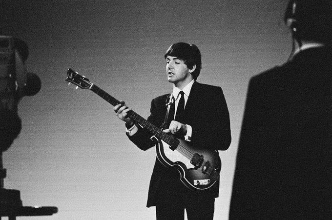 Paul McCartney - The #Beatles via @thewalrusispol