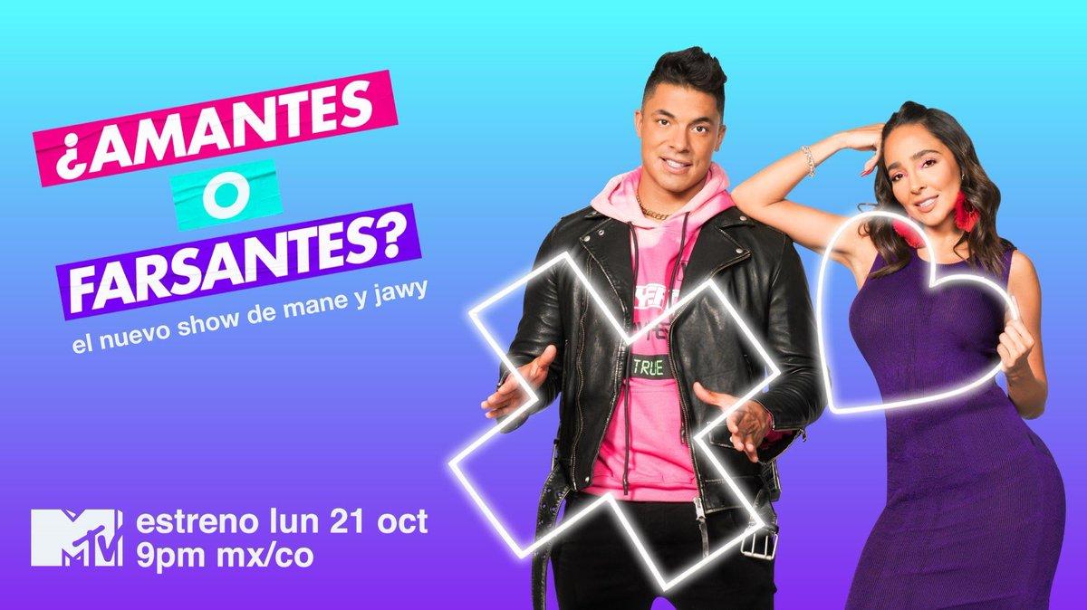 Gran estreno del nuevo show en MTV: ¿Amantes o Farsantes? –