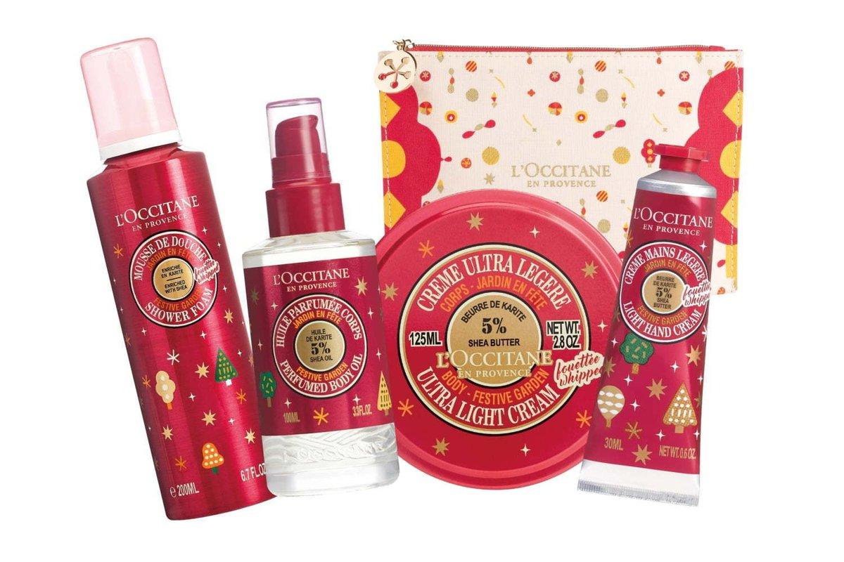[明日発売] ロクシタンのクリスマス19年、花やハニー香る限定ハンドクリーム&アドベントカレンダー型コフレも -