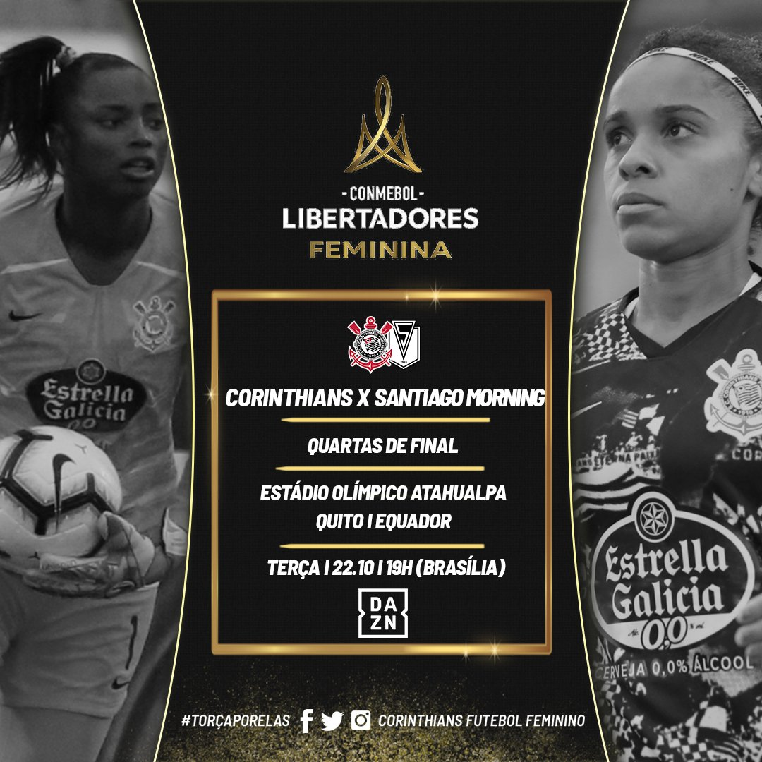 ο χρήστης Corinthians Futebol Feminino στο Twitter Nesta