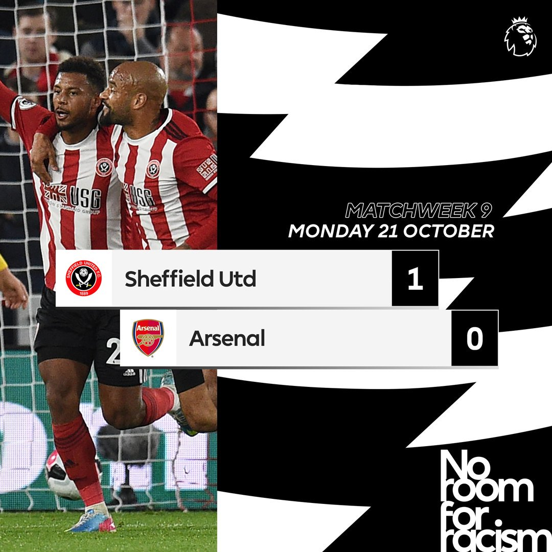 Sheffield United-Arsenal