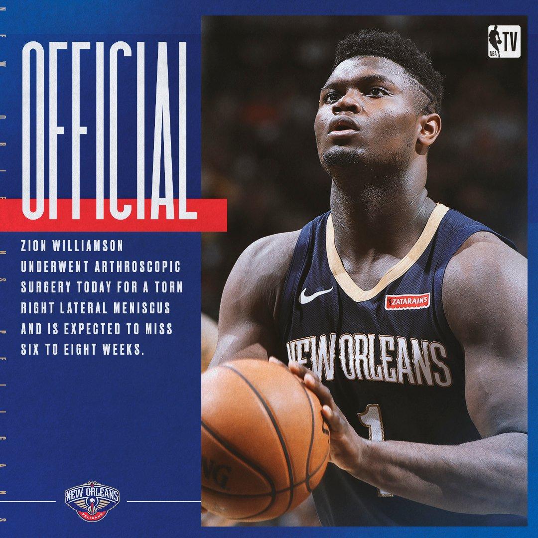 @NBATV's photo on Zion