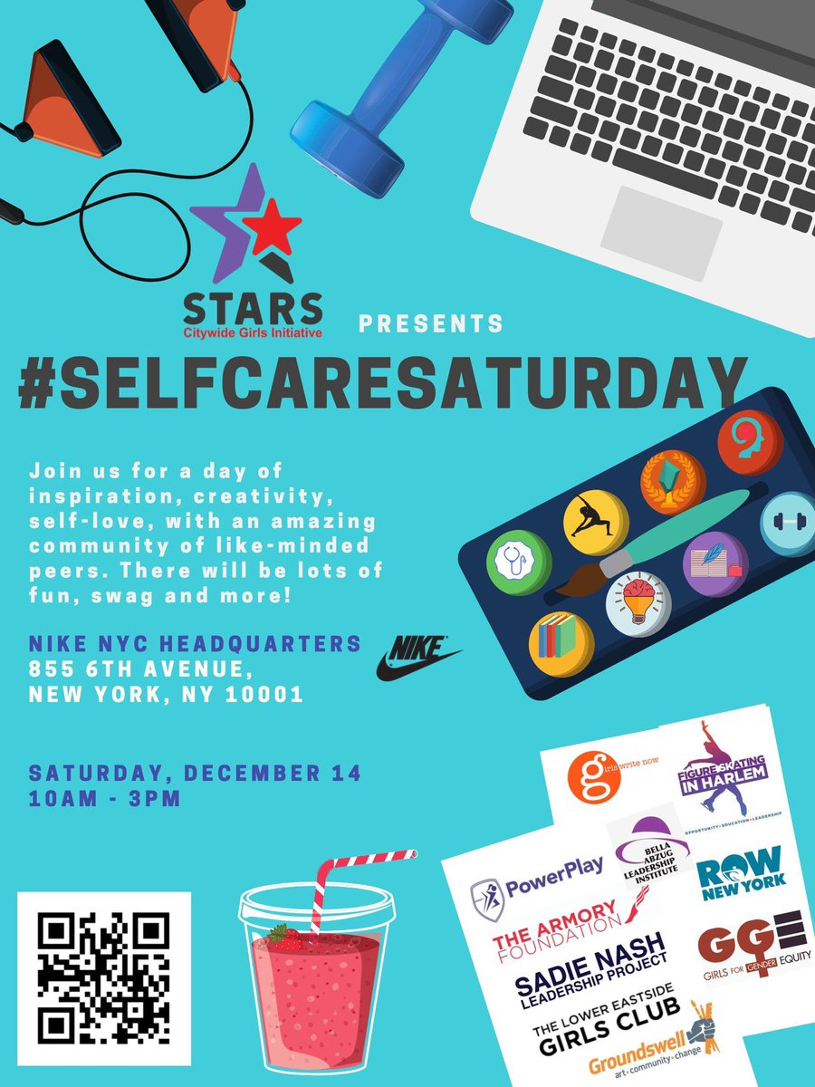Get ready... #selfcaresaturday #december2019 #starscgi https://t.co/72UMJBHyKE