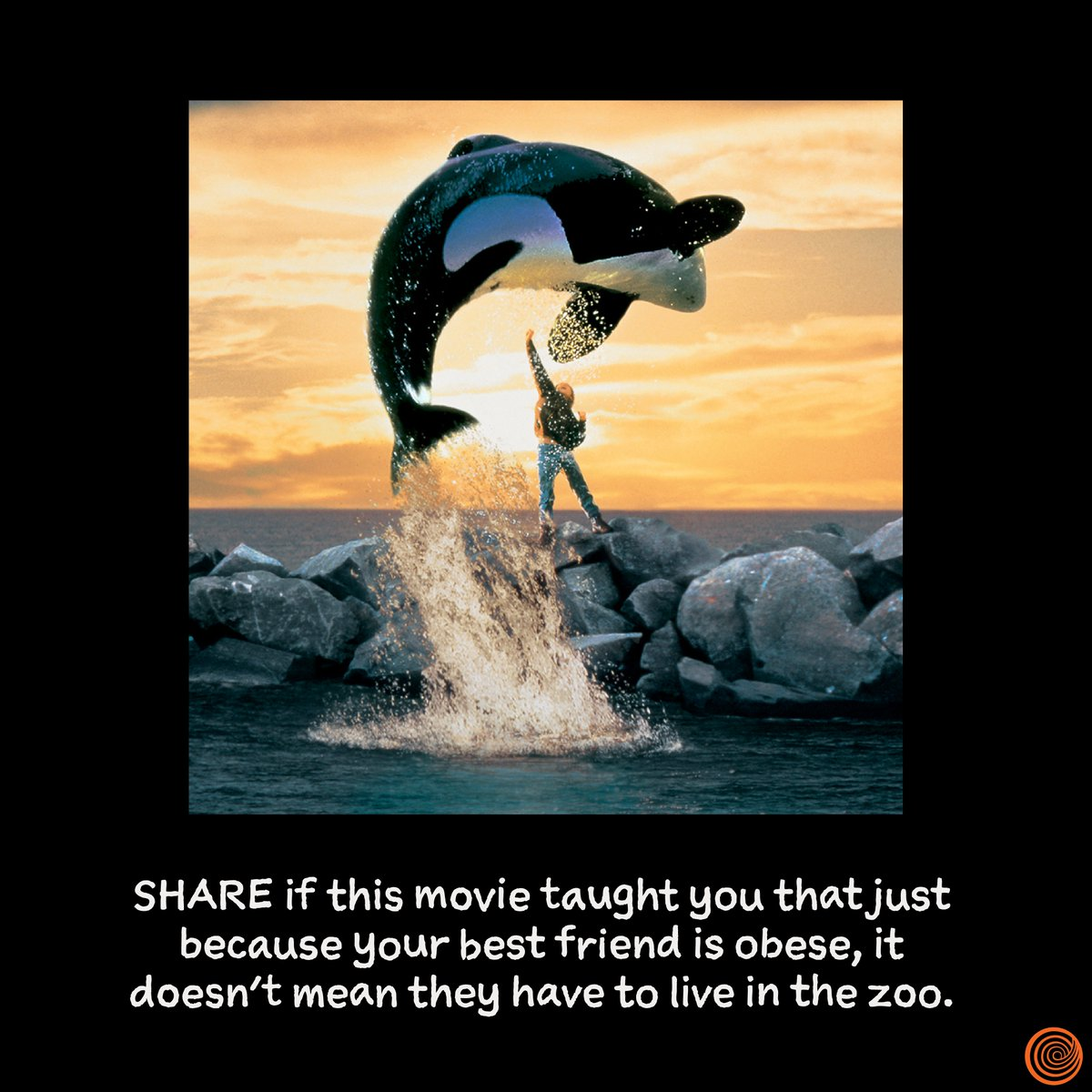 RT if this movie taught you the real meaning of friendship. <br>http://pic.twitter.com/H9ppAIkoqT