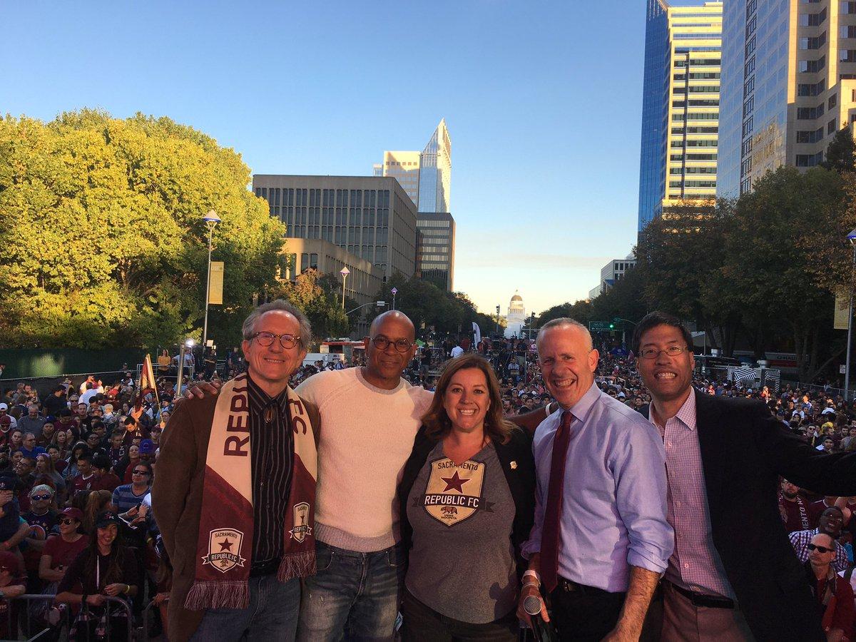 Ssssoooo how was your day??? #SacramentoProud #SoccerCity #Indomitable #ForTheRepublic  @CM_AllenWarren @Jeff4sac @Mayor_Steinberg @DrPanMD @AsmKevinMcCarty @SacRepublicFC @TheCityofSac @MLS @Sac_Battalion @CarmichaelDave @AnnouncerScott  @GavinNewsom @bgumpert @KevinNagleMLS https://t.co/DwEp2zz0L2