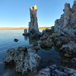 Image for the Tweet beginning: 중,북가주에 Mono lake~ 처음 가보는