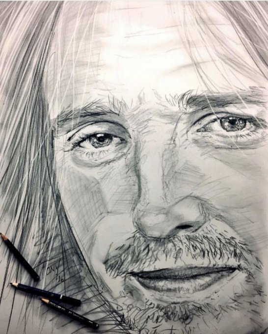 Happy birthday to the late great Tom Petty.