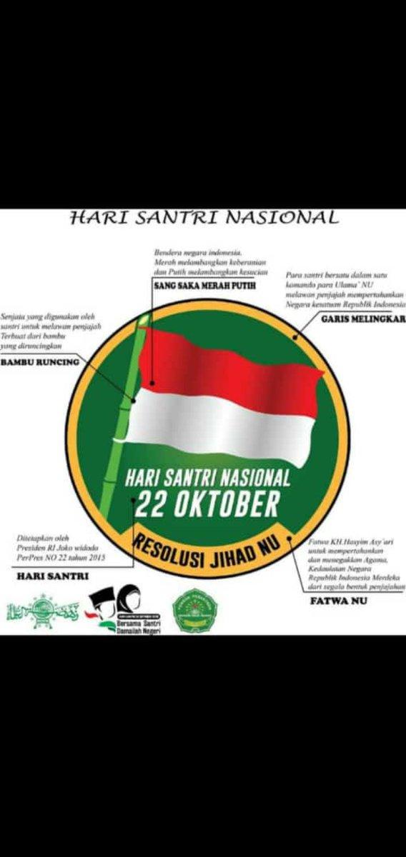 Selamat hari santri nasional untuk seluruh santri indonesia #merangin jambi