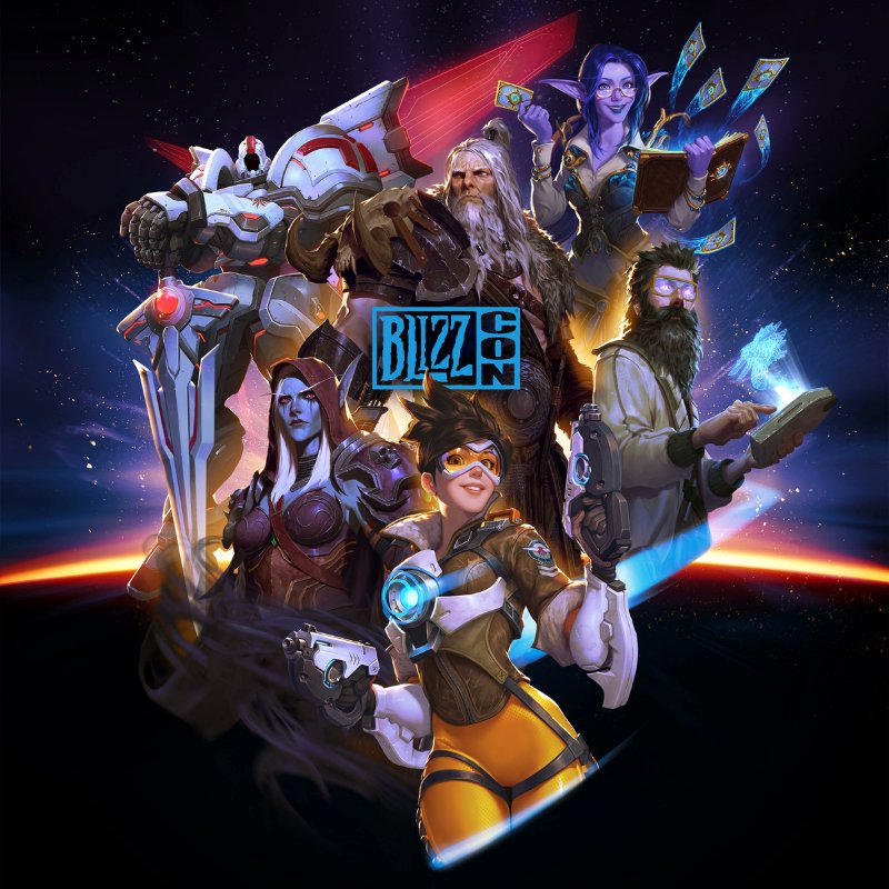 Blizzard gave me 15 Virtual Ticket codes to giveaway in order to celebrate BlizzCon which btw Im also going to attend! To join, simply retweet this post and follow me on twitter so I can DM you if you win. Picking winners in about 1 day, good luck!
