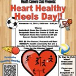 Image for the Tweet beginning: Check out Heart Healthy Heels