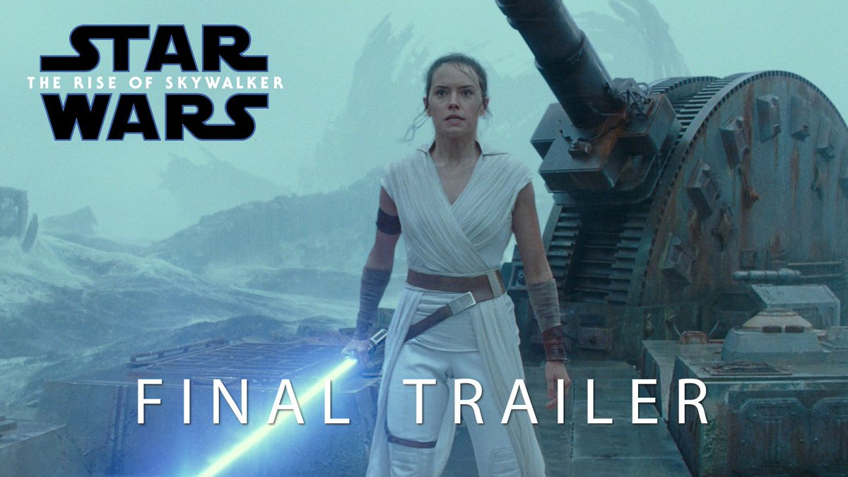 The Final Trailer for 'Star Wars: The Rise of Skywalker' Just Dropped and Fans Have All Kinds of Feelings