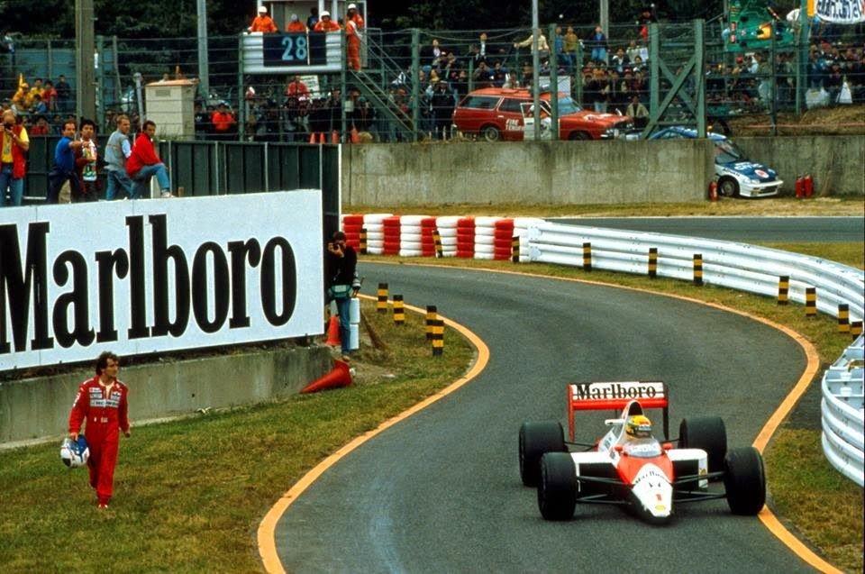"""Contos da Fórmula 1 on Twitter: """"#F1 O resto virou história. Senna ..."""