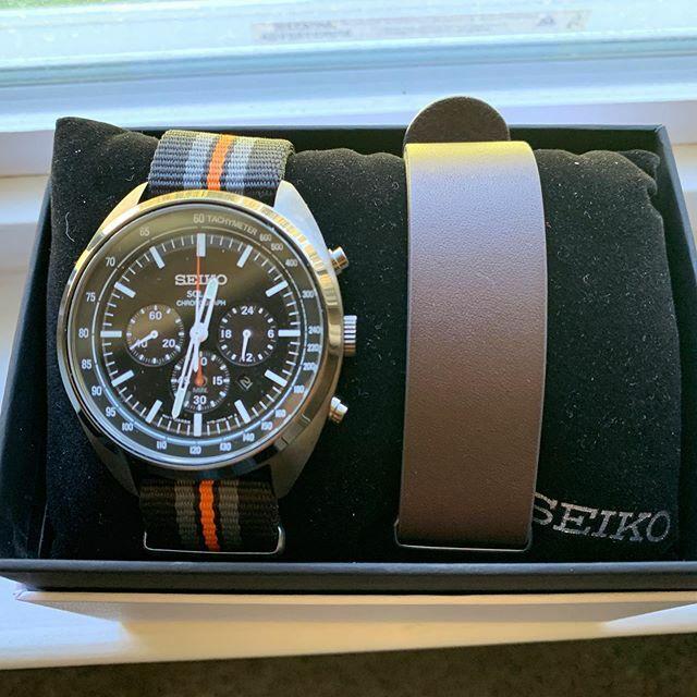 #wristcheck birthday edition #seiko Recraft #natostrapwatch https://t.co/oflEQGrsUC https://t.co/aBdwFr9Q7j
