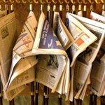 Image for the Tweet beginning: Editoria in manovra tra gelata